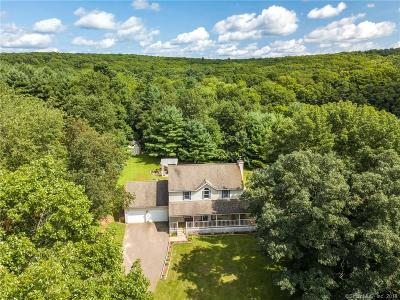 Tolland County, Windham County Single Family Home For Sale: 3 Virginia Lane