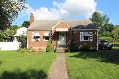 Meriden Single Family Home For Sale: 20 Crown Street Extension
