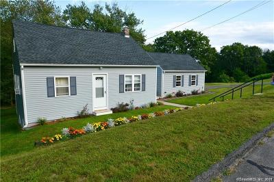 Wolcott CT Single Family Home For Sale: $189,900
