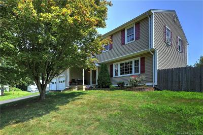 Milford CT Single Family Home For Sale: $384,000