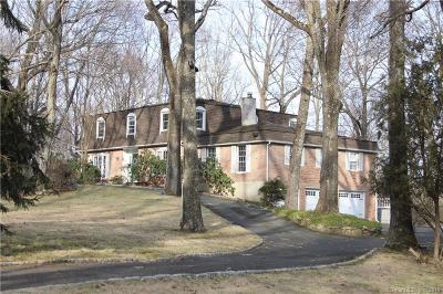 Stamford Single Family Home For Sale: 103 Jonathan Drive