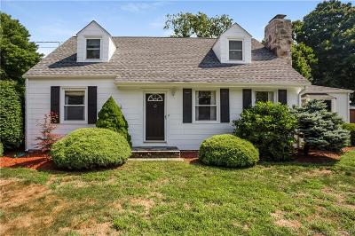 Trumbull Single Family Home For Sale: 77 Lake Avenue