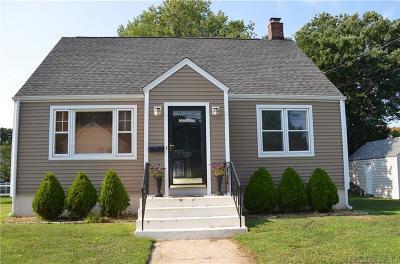 Bridgeport Single Family Home For Sale: 108 Arthur Street