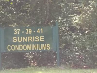 Branford Condo/Townhouse For Sale: 37 Briarwood (Sunrise Condominium) Lane #F