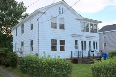 Middletown Multi Family Home For Sale: 371 South Main Street