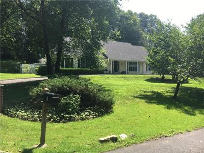 Greenwich Single Family Home For Sale: 1 Stepping Stone Lane