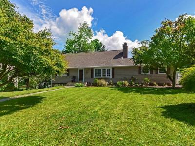 Danbury Single Family Home For Sale: 53 Longview Avenue #Ave