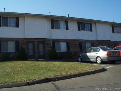 Waterbury Condo/Townhouse For Sale: 123 Angel Drive #D