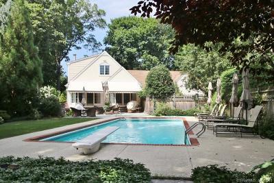 Stamford Single Family Home For Sale: 2023 Shippan Avenue