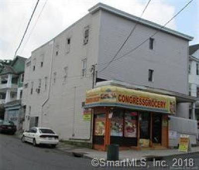 Waterbury Multi Family Home For Sale: 113 Congress Avenue