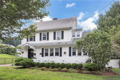 Stamford Single Family Home For Sale: 16 Ralsey Road