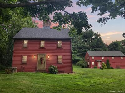 Durham Single Family Home For Sale: 153 Main Street