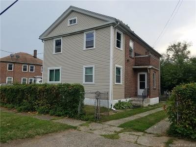 Bridgeport Multi Family Home For Sale: 27 Horace Street