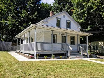 Bristol Single Family Home For Sale: 94 Union Street