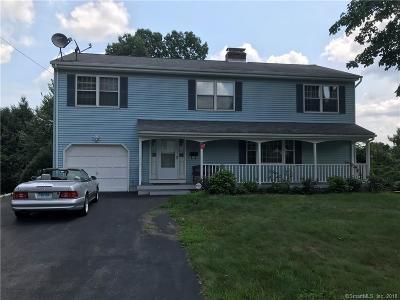 Southington Single Family Home For Sale: 43 Raynor Street