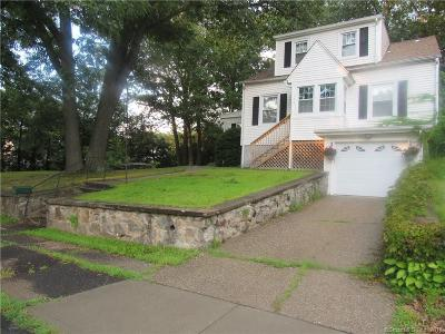 Waterbury Single Family Home For Sale: 130 Monterey Street