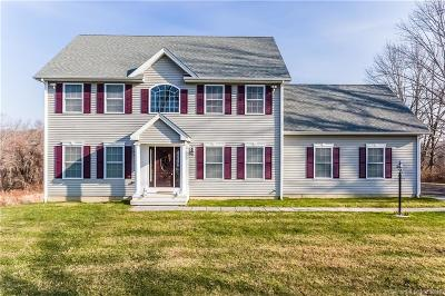 Southbury Single Family Home For Sale: 1592 Purchase Brook Road