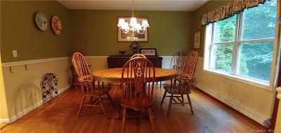 Roxbury Single Family Home For Sale: 158 East Flag Swamp Road