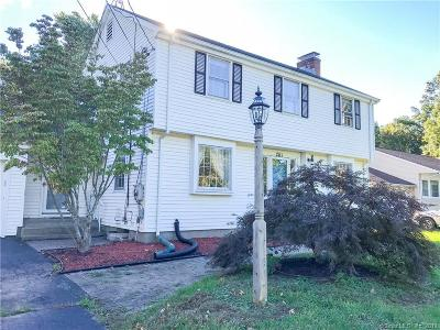 West Hartford Single Family Home For Sale: 261 Simsbury Road