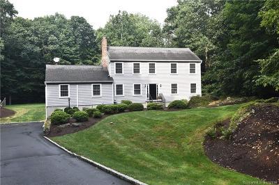 Wilton Single Family Home For Sale: 44 Berch Court