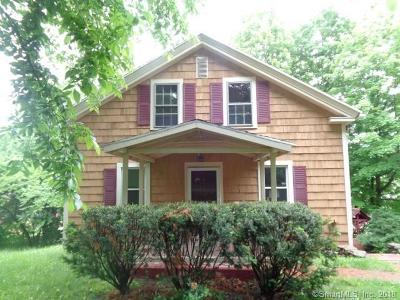 Waterbury Single Family Home For Sale: 1769 Watertown Avenue