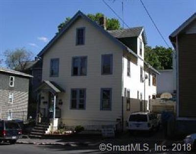 Waterbury Multi Family Home For Sale: 93 Congress Avenue