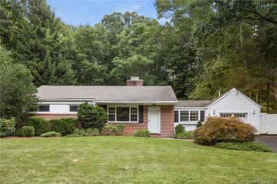 Wilton Single Family Home For Sale: 8 Fairfax Avenue