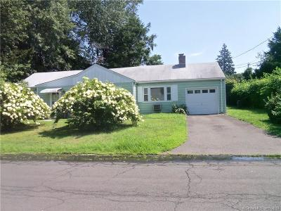 Stamford Single Family Home For Sale: 60 Maitland Road