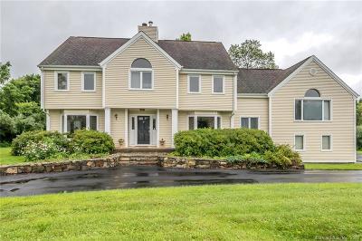Southbury Single Family Home For Sale: 114 Overton Farm Road
