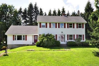 Goshen Single Family Home For Sale: 71 Bartholomew Hill Road