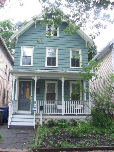New Haven Single Family Home For Sale: 54 Edwards Street