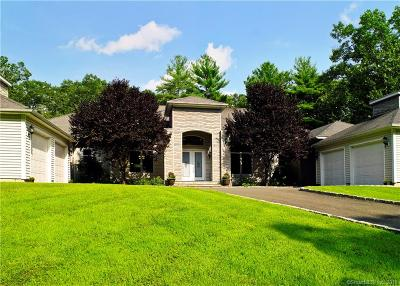 Woodbury Single Family Home For Sale: 132 Stone Pit Road