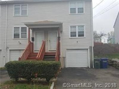 Bridgeport CT Single Family Home For Sale: $149,000