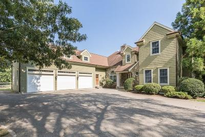 Bethany Single Family Home For Sale: 80 Litchfield Turnpike