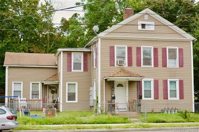 Meriden Multi Family Home For Sale: 171 Britannia Street