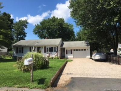 Southington Single Family Home For Sale: 107 Welch Road