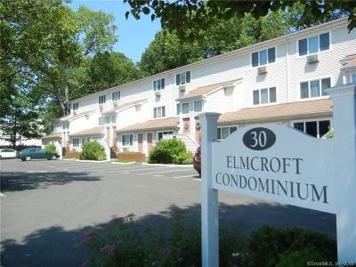 Stamford Condo/Townhouse For Sale: 30 Elmcroft Road #17
