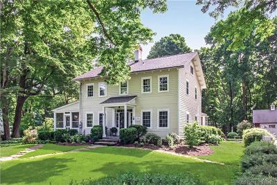 Ridgefield CT Single Family Home For Sale: $995,000