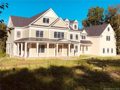 New Canaan Single Family Home For Sale: 39 Driftway Lane