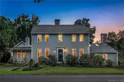 Madison Single Family Home For Sale: 607 Opening Hill Road