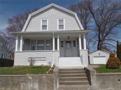 Bridgeport Single Family Home For Sale: 250 Clark Street