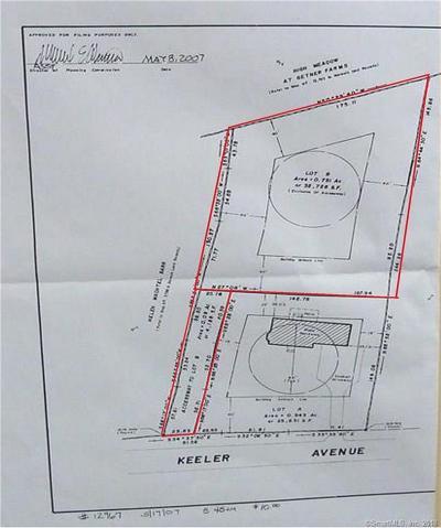 Norwalk Residential Lots & Land For Sale: 21.5 Keeler Avenue