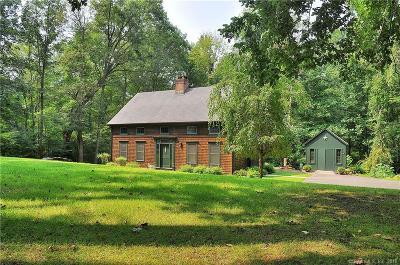 Woodbury Single Family Home For Sale: 216 Sherman Hill Road