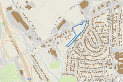Norwich Residential Lots & Land For Sale: 50-60 Salem Turnpike