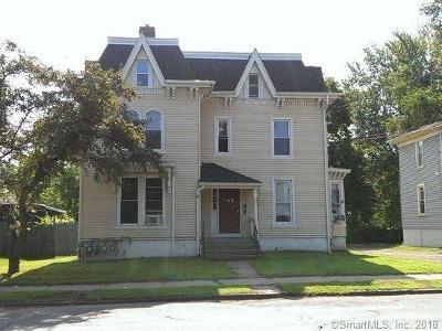 Meriden Multi Family Home For Sale: 148 Cook Avenue