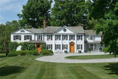 Fairfield County, Litchfield County Single Family Home For Sale: 201-A Millerton Road