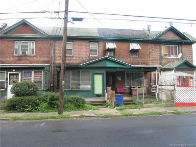 Waterbury Single Family Home For Sale: 94 Oak Street