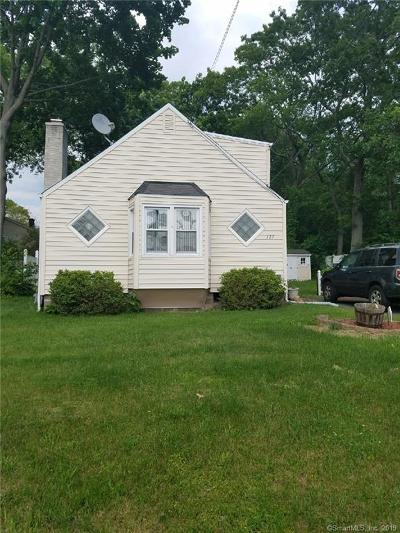 West Haven Single Family Home For Sale: 327 Fairfax Street