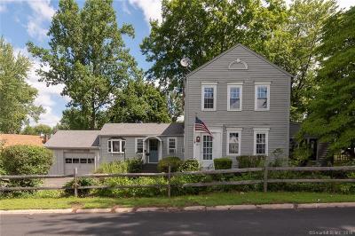 Berlin Single Family Home For Sale: 1511 Farmington Avenue