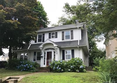Stamford Rental For Rent: 43 Mohegan Avenue #1